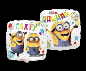 geschenkballon minion happy birthday 1