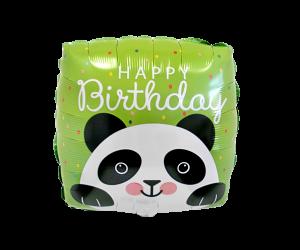 geschenkballon panda happy birthday 1