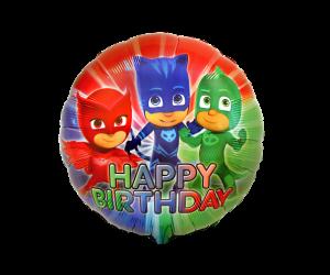 geschenkballon pj masks 1