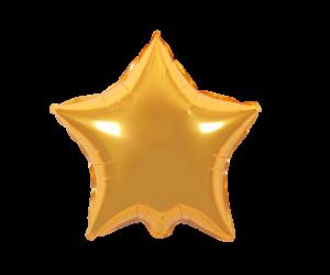 geschenkballon stern gold jumbo 1