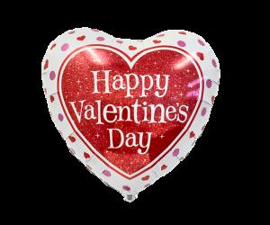 geschenkballon valentine sparkle 1