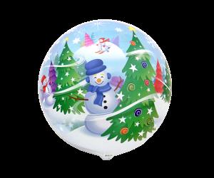 geschenkballon winter bubble 1