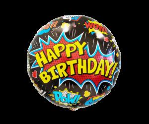 geschenkballon wow geburtstag 1