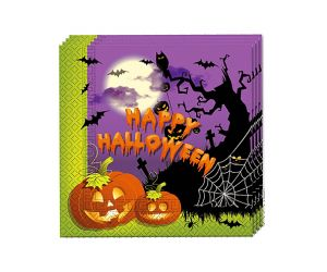 halloween servietten