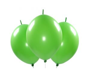 kettenballons gruen 1