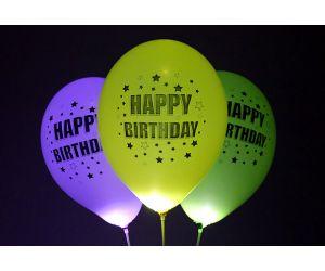 led ballons happy birhday 1