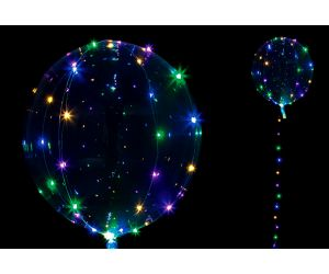 led lichterkette ballon assortiert 1