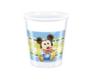mickey mouse baby becher