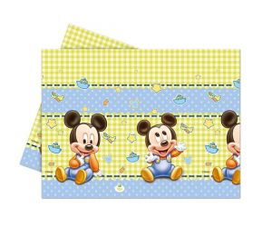 mickey mouse baby tischdecke