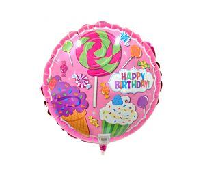 mini folienballon candy 1