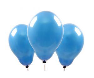 miniballons koenigsblau 1