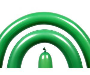 modellierballon qualatex green 1