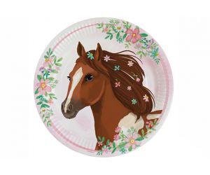 pferde teller