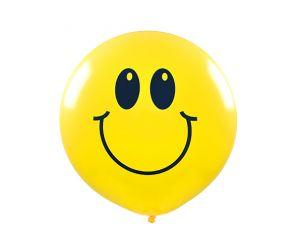 riesenballon smiley 1