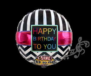 singender ballon celebrate 1