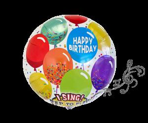 singender ballon luftballon 1