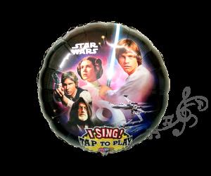 singender ballon starwars 1