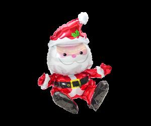 sitzender weihnachtsmann 1