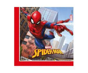 spiderman servietten