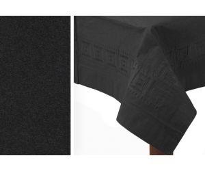 tischdecke schwarz