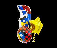 ballon bouquet globi