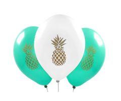 ballons ananas 1
