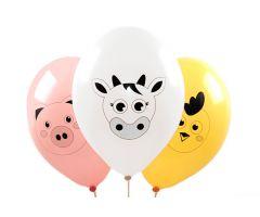 ballons bauernhoftiere 1