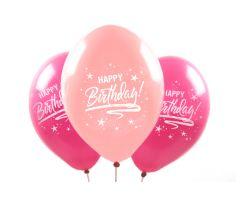 ballons happybirthday pink 1
