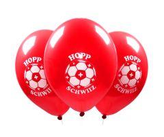 ballons hopp schwiitz rot 1