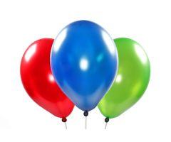 ballons metallic assortiert 1