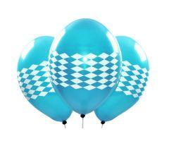 ballons oktoberfest blau c 1