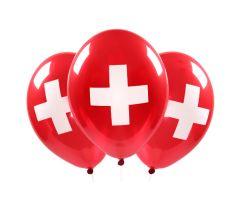 ballons schweizerkreuz 1