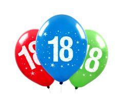 ballons zahl18 1