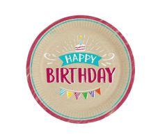 birthday party teller