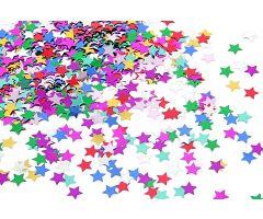 deko konfetti sterne 1