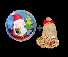 geschenkballon st nikolaus set 1