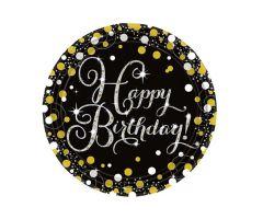 happy birthday elegant teller