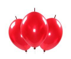kettenballons rot 1