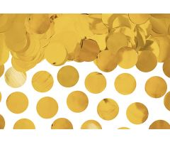 metallic konfetti gold 1