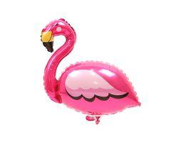 mini folienballon flamingo 1