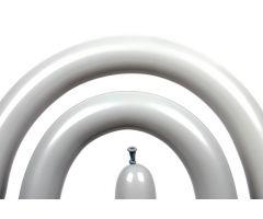 modellierballon qualatex grey 1