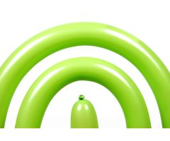 modellierballon qualatex limegreen 1
