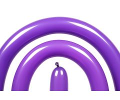 modellierballon qualatex purpleviolett 1