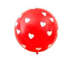 riesenballon herzchen 1