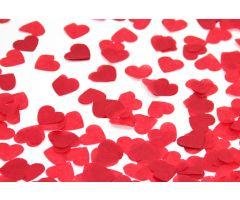 seidenpapier konfetti herz rot 1