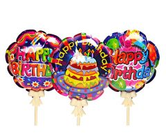 selbstaufblasende ballons happy birthday 1