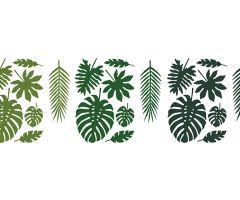 tropical blaetter 1